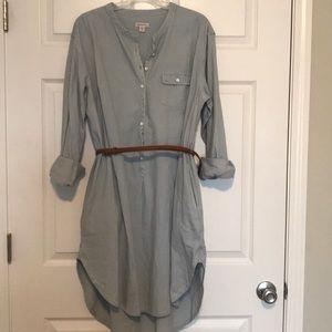 Merona jean dress